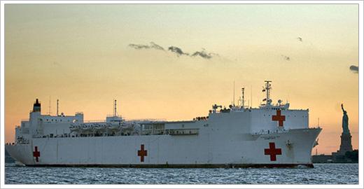 Navy Hospital Ships